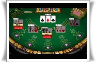 Multihanh 3 Card Poker - Blackjack Ballroom Casino