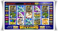 Major Millions 5 Reel Slot - Captain Cooks Casino