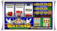 Major Millions - Golden Tiger Casino