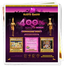 Slots Oasis Casino Review
