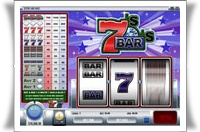 Seven and Bars Slot - Superior Casino