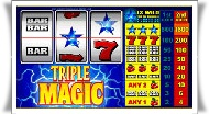 Triple Magic Slot - Yukon Gold Casino